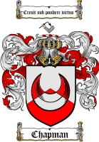 Chapman Coat of Arms