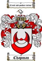 Chapman Coat of Arms
