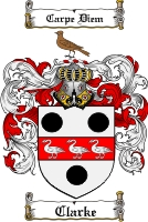 Clarke Coat of Arms
