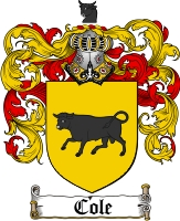 Cole Coat of Arms