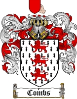 Combs Coat of Arms