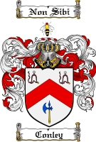 Conley Family Crest