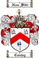 Conley Coat of Arms