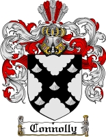 Connolly Coat of Arms