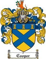Cooper Coat of Arms