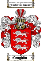 Coughlin Family Crest