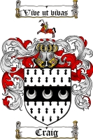 Craig Coat of Arms