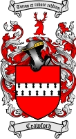 Crawford Family Crest