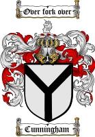 Cunningham Coat of Arms