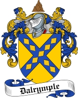 Dalrymple Coat of Arms