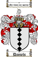 Daniels Coat of Arms
