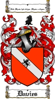 Davies Coat of Arms