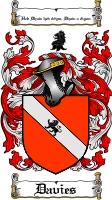Davies Coat of Arms