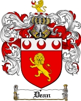 Dean Coat of Arms
