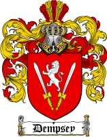 Dempsey Coat of Arms