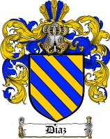 Diaz Coat of Arms
