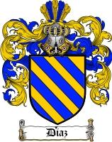 Diaz Coat of Arms