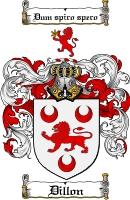 Dillon Family Crest