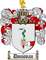 Donovan Coat of Arms