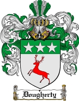 Dougherty Family Crest