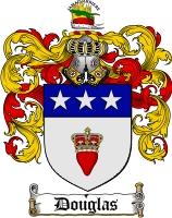 Douglas Family Crest