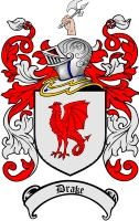 Drake Coat of Arms