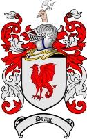 Drake Coat of Arms