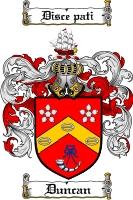 Duncan Family Crest