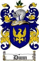 Dunn Coat of Arms