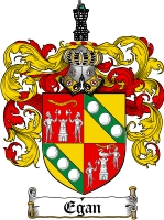Egan Coat of Arms
