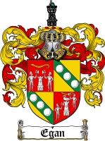 Egan Coat of Arms