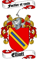 Elliott Family Crest