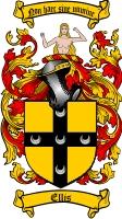 Ellis Coat of Arms
