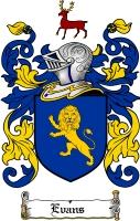 Evans Family Crest