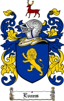 Evans Coat of Arms