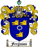 Ferguson Coat of Arms