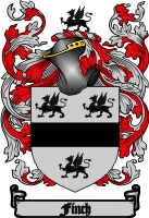 Finch Coat of Arms