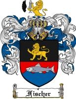 Fischer Family Crest