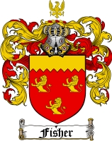 Fisher Coat of Arms