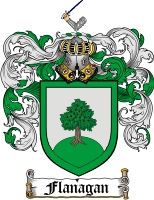 Flanagan Family Crest