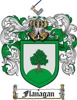 Flanagan Coat of Arms