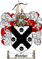 Fletcher Coat of Arms