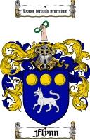 Flynn Coat of Arms