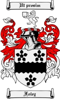 Foley Coat of Arms
