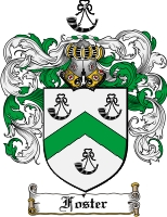 Foster Family Crest