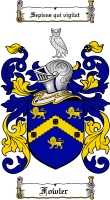 Fowler Coat of Arms