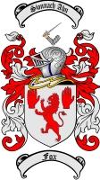 Fox Coat of Arms