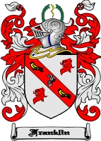 Franklin Family Crest