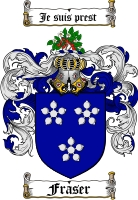 Fraser Code of Arms