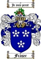 Fraser Coat of Arms